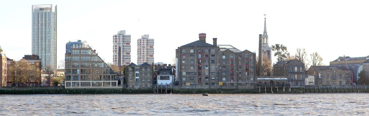 Rotherhithe Thames