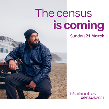 Introducing the Census When it's coming