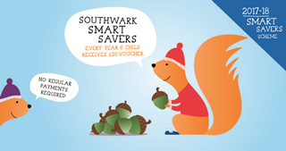 Smart savers homepage