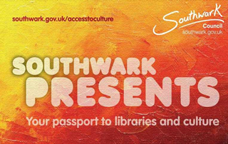 Southwark presents logo