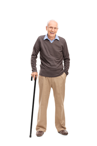 Help with mobility - walking stick