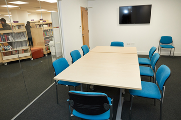 Grove Vale Library room hire