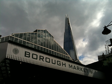Borough and Shard