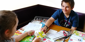 AFYP Volunteer in Libraries