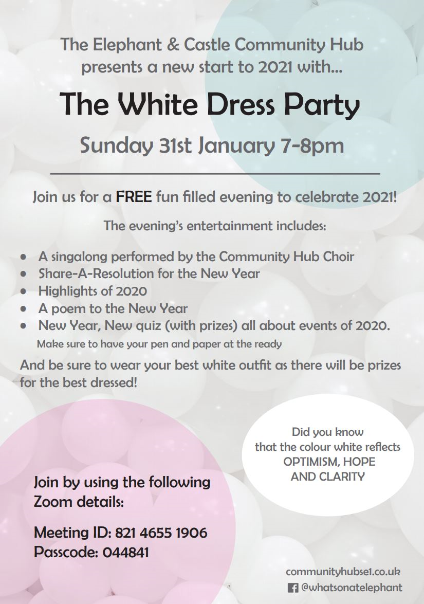 article thumb - The White Dress Party