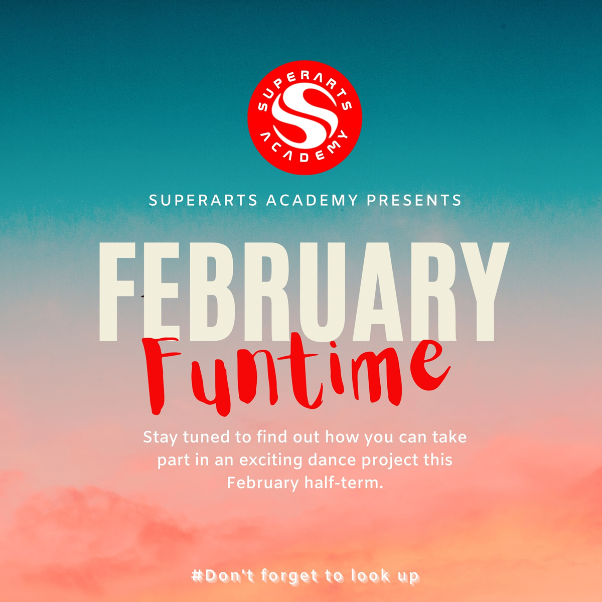 article thumb - Superarts presents FEBRUARY FUNTIME