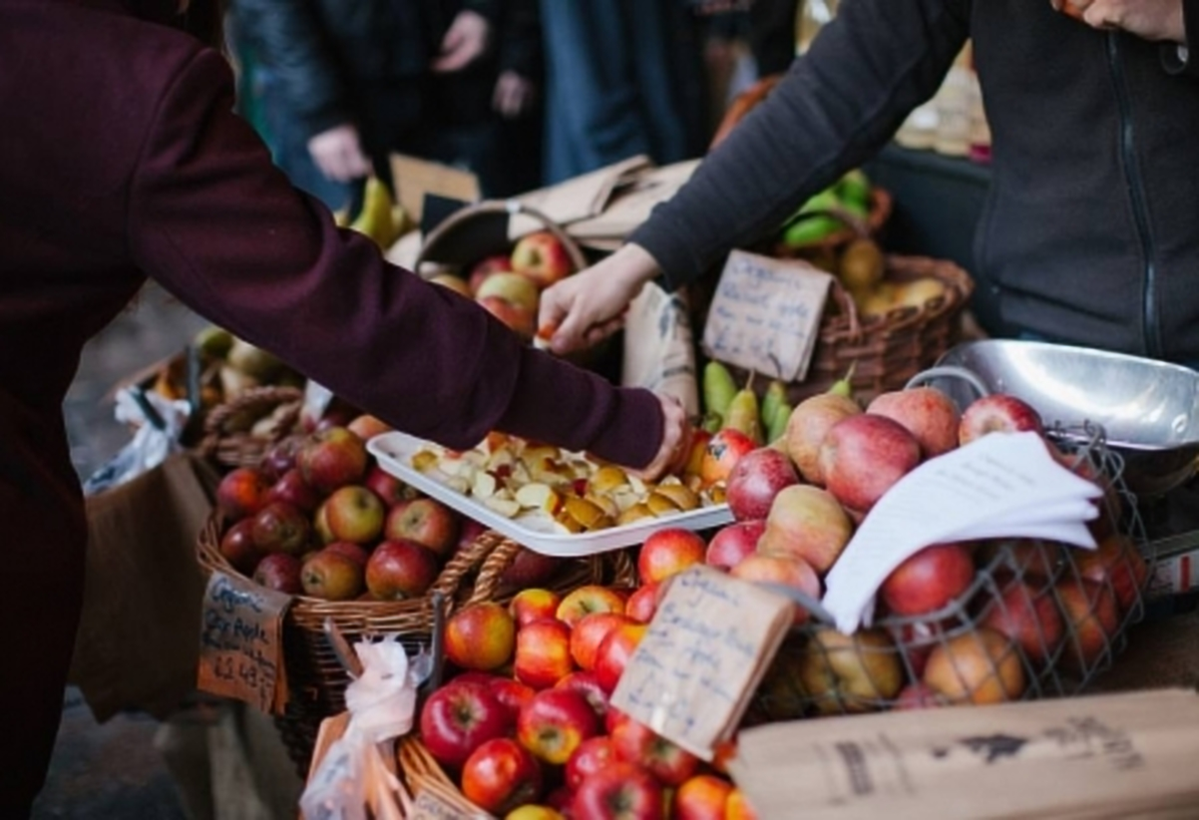 article thumb - Borough Market - Apple Day 2017