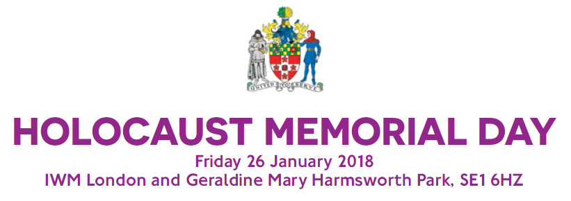 article thumb - Holocaust Memorial Day 2018