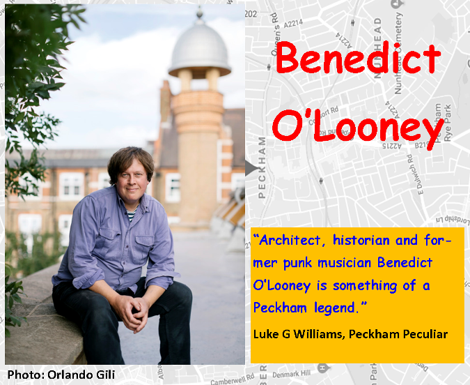 article thumb - Benedict O'Looney