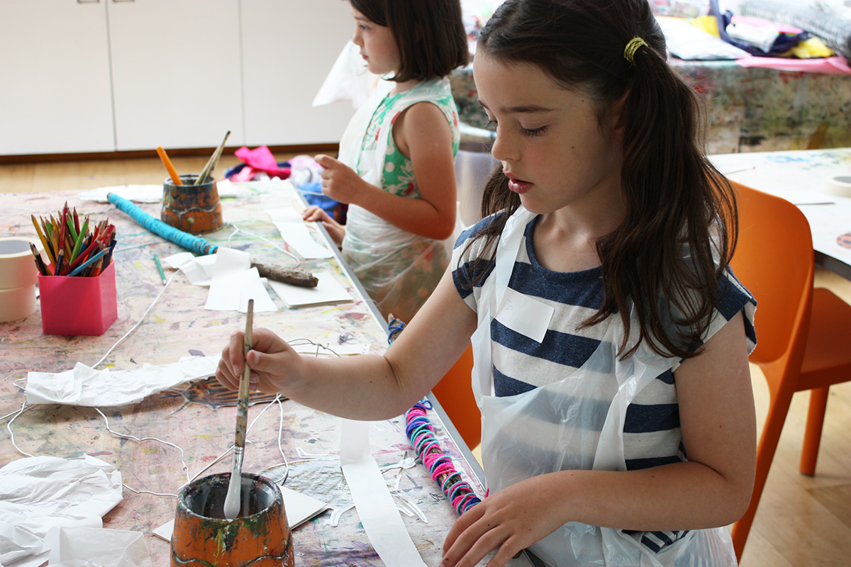 article thumb - Creative workshop at Dulwich Picture Gallery