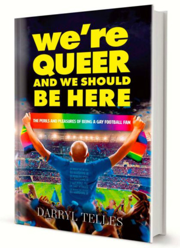 article thumb - We're queer & We Should be Here by Darryl Telles