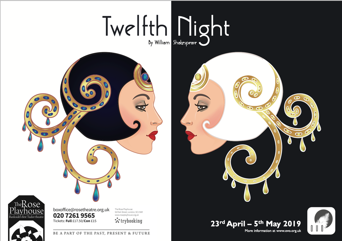 article thumb - 'Twelfth Night' at The Rose Playhouse 23 April - 5 May