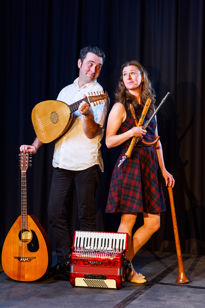 article thumb - 'A Brief History of Music' at The Rose Playhouse 8-10 May