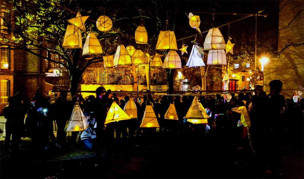article thumb - Mayflower lanterns