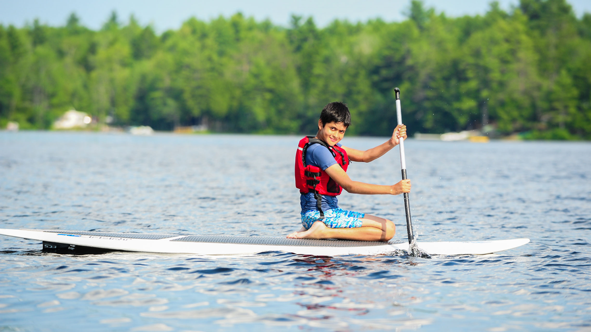 article thumb - paddle boarding