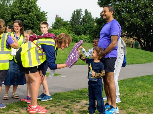 Burgess Junior parkrun