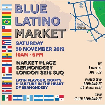 Blue Latino Market