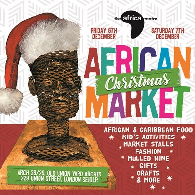 The Africa Centre Christmas Market