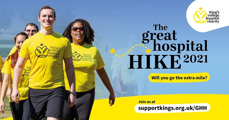Will you go the extra mile for our hospitals?