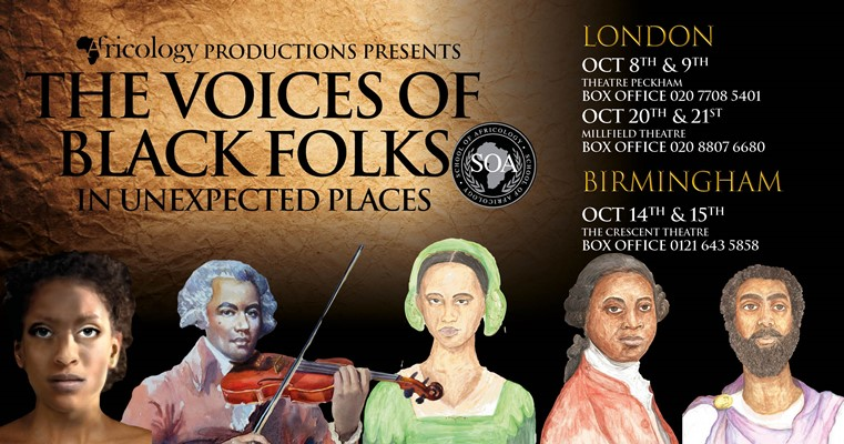 Voices Of Black Folk-In Unexpected Places