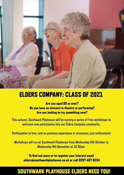 Southwark Playhouse Elders Company