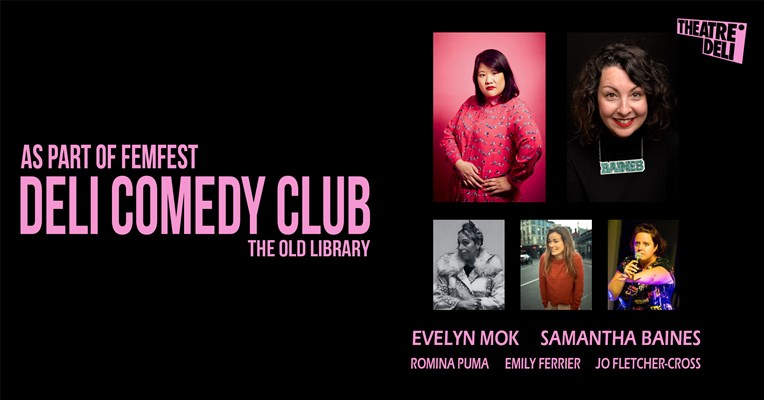 FemFest: Deli Comedy Club