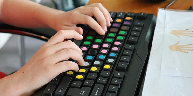 Get Started with Touch-Typing for Dyslexia