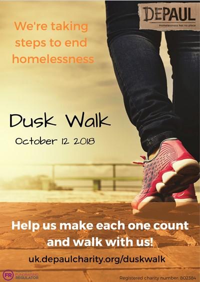 Dusk Walk Poster