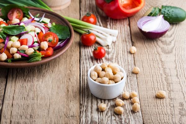 Mediterranean Chickpea Salad class at Mercato Metropolitano