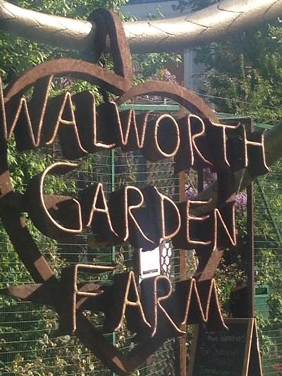 Walworth Garden