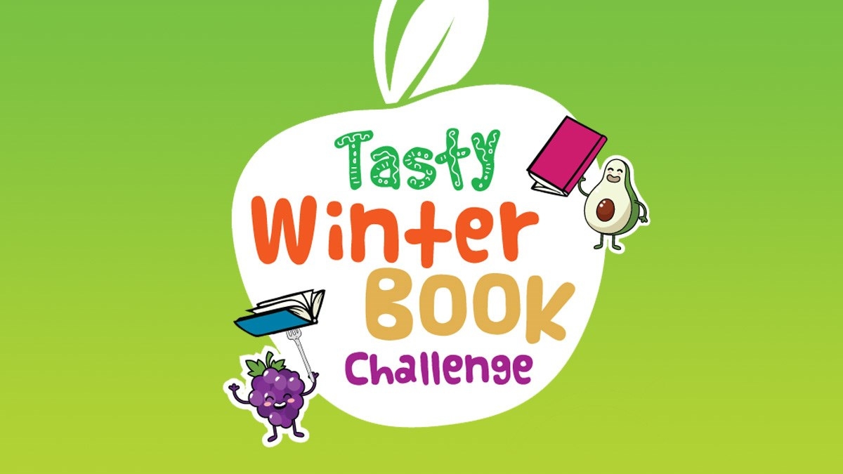 Tasty Winter Book Challenge