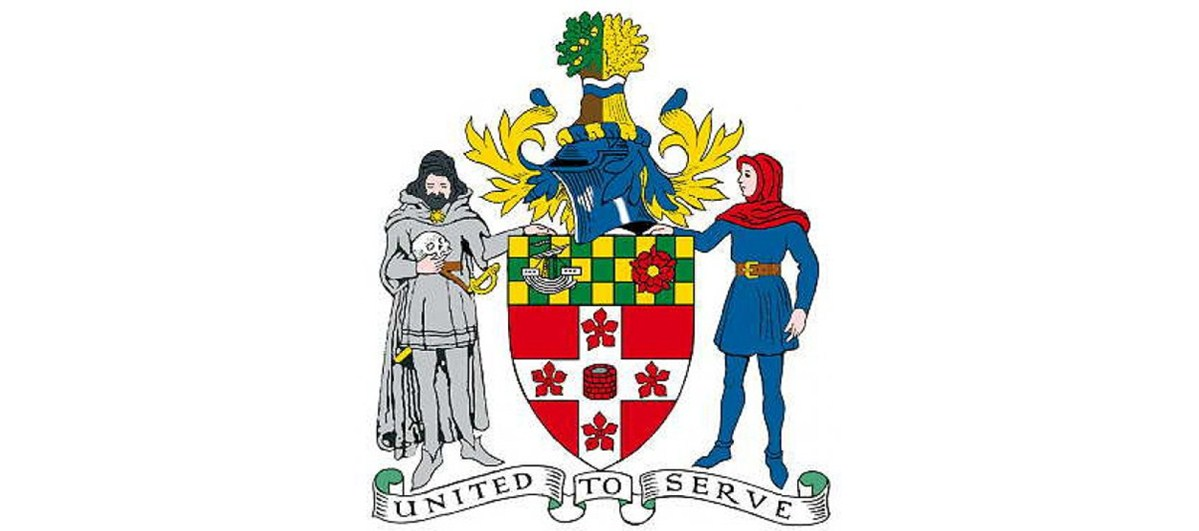 Coat of arms - civic awards