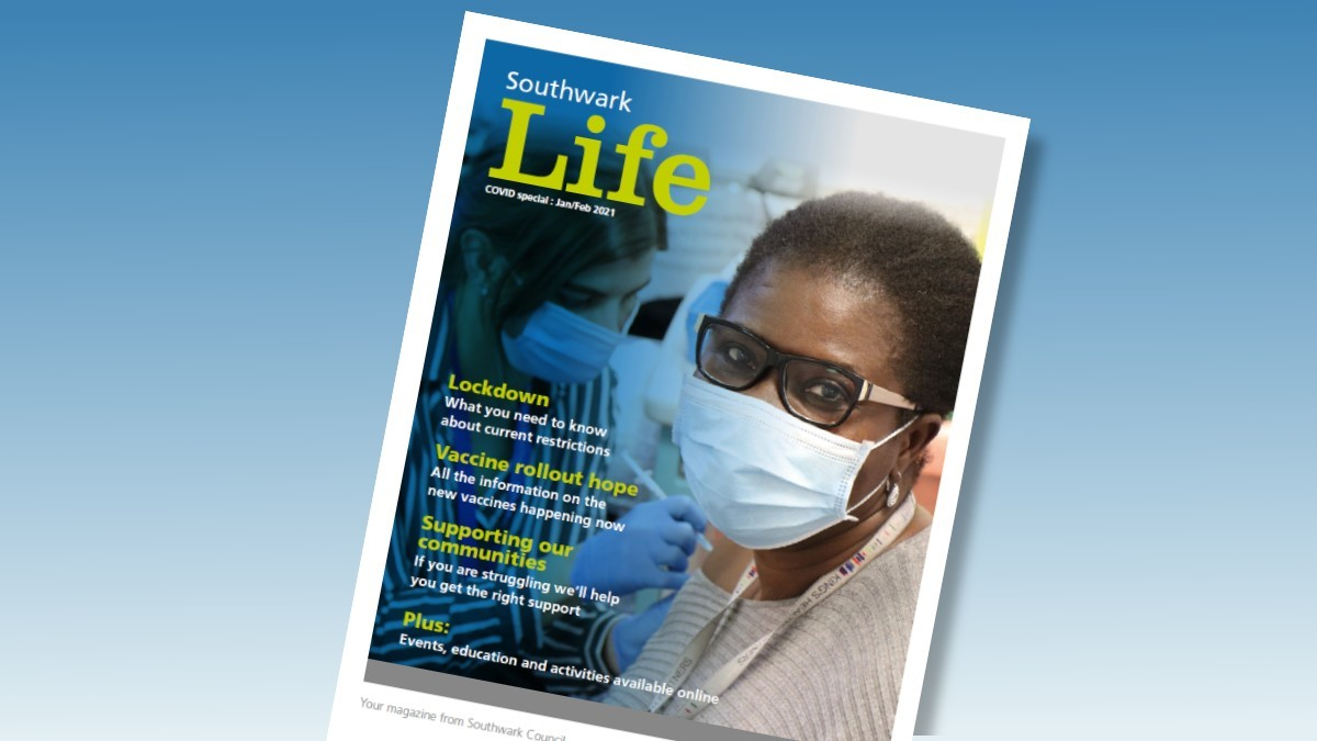 Southwark Life - COVID special