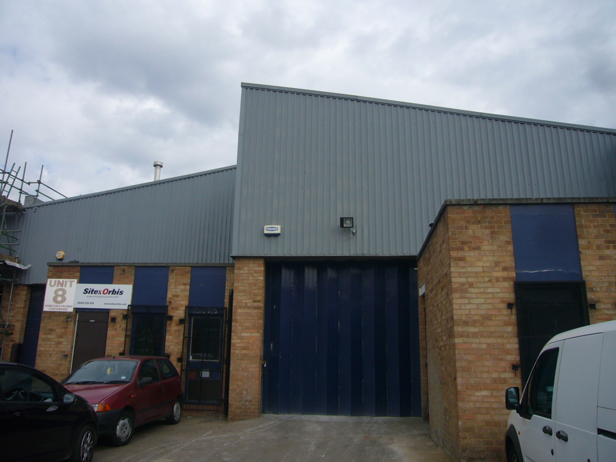 Unit 8, Sandgate Industrial Estate